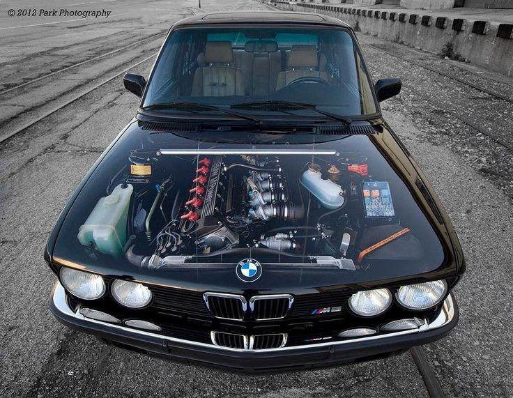 BMW E28 M5.