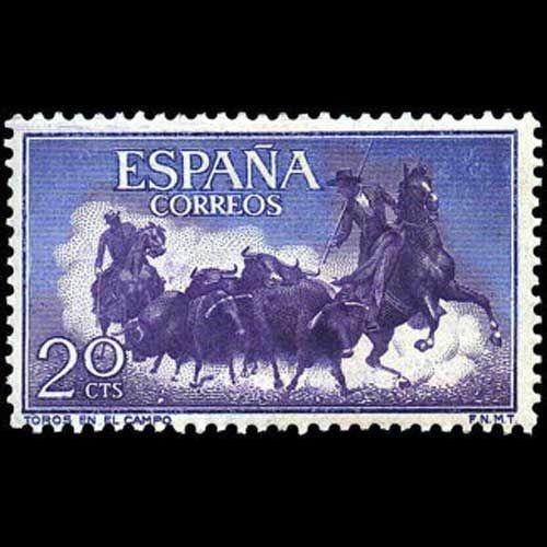 1960 29 de febrero. Fiesta Nacional: Tauromaquia.