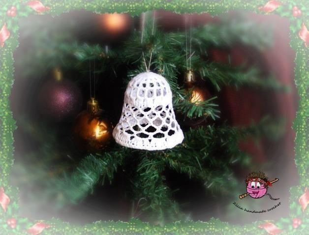 Mejores 996 imágenes de Z Háčkované zvonky - crochet bells en ...