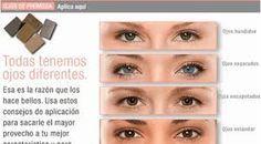 maquillaje de ojos separados de dia - Buscar con Google