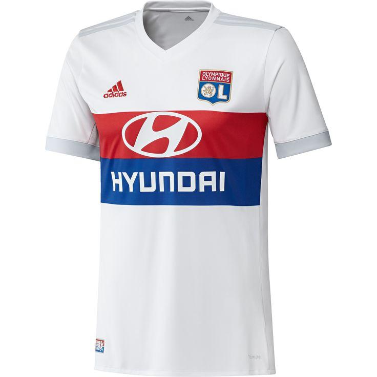 Olympique Lyon Shirt Thuis 2017-2018