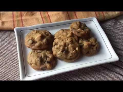 Classic Chocolate Chips Sedap - Azie Kitchen