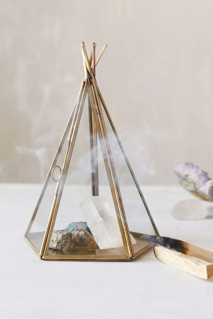 Magical Thinking Tent Glass Display Box - Urban Outfitters