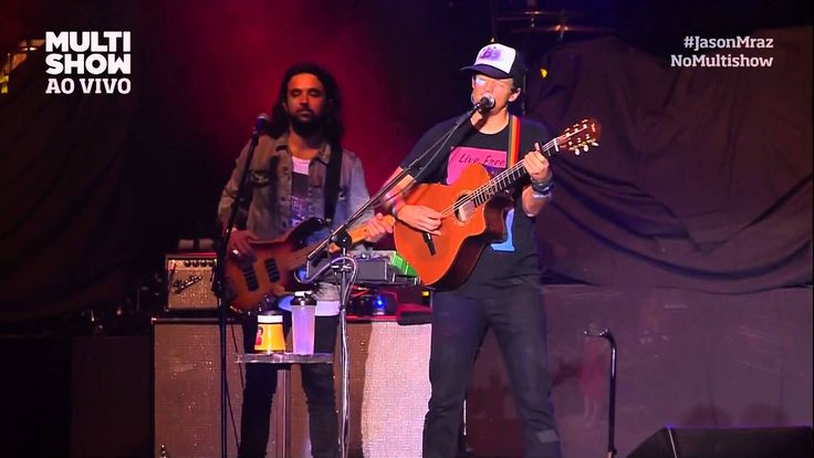 Jason Mraz - Circuito Banco do Brasil 2013 - FULL concert