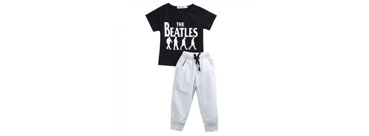 Conjunto The Beatles Boys