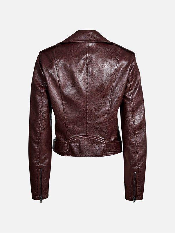 Jax jacket | | Viininpunainen | BikBok | Suomi
