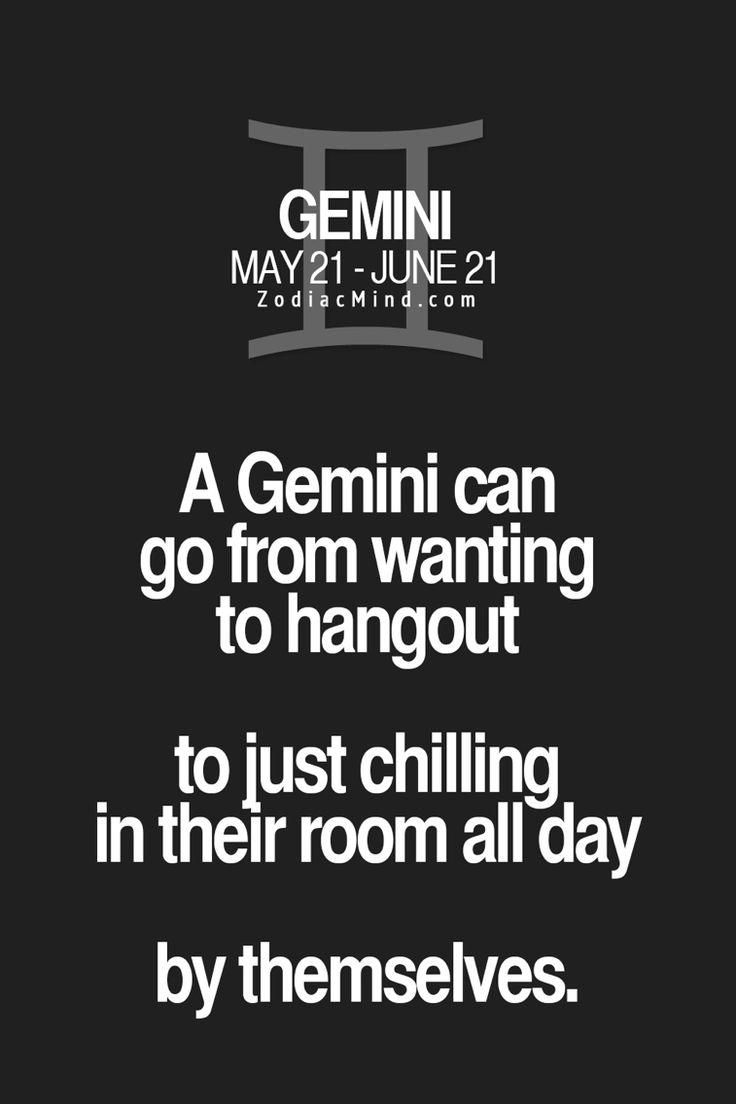 When You Ignore A Gemini Man