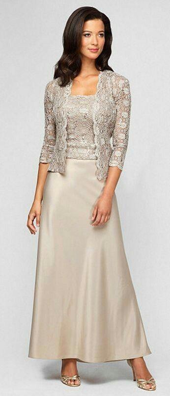 Wedding dresses for nana