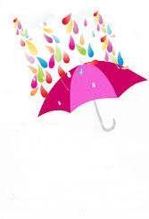 Umbrella theme Invite
