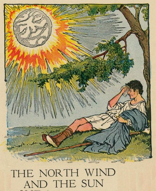 the wind and the sun story pdf