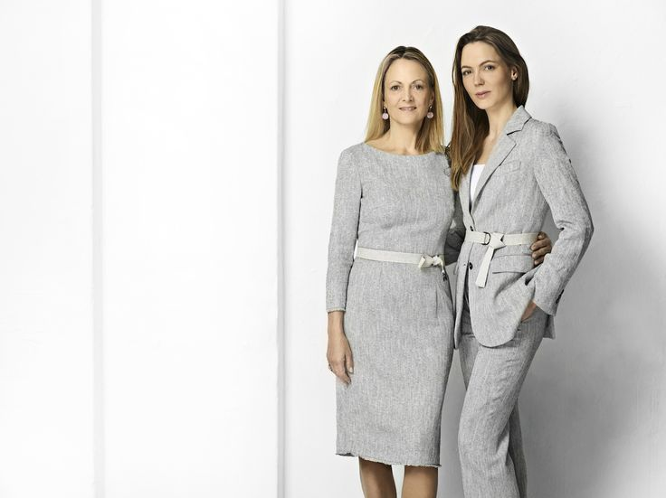 Elise Gug: Dress 4525/9186 Emilie Gug: Jacket 4525/547, pants 4525/466