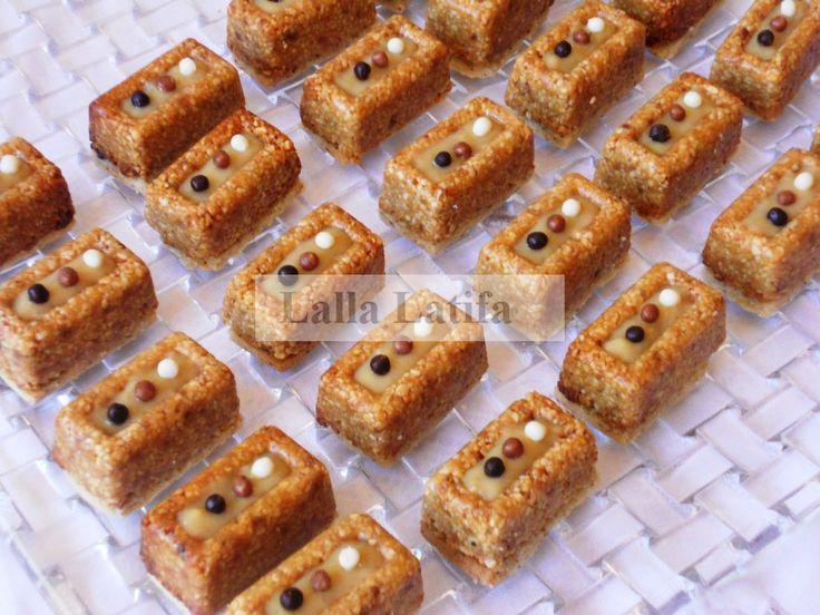 Les secrets de cuisine par Lalla Latifa - Prestige amande caramel - Les secrets…