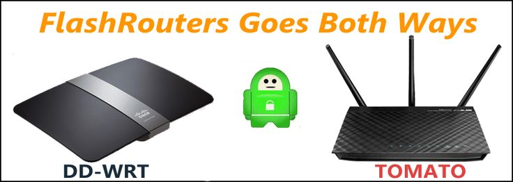 FlashRouters offers Tomato and DD-WRT Routers for PrivateInternetAccess lovers.