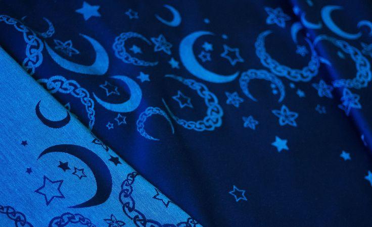 Natibaby LE Juno Indigo/Turquoise 4,6m
