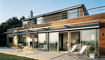 Vinduer og terrassedøre
