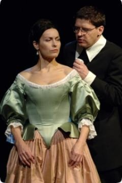 Tartuffe - Teatr Narodowy  fot. Stefan Okołowicz