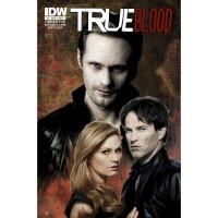 True Blood Comic Issue  Väärä kuva tässä, mutta eka ja toka osa on jo, kolmannesta eteenpäin puuttuu
