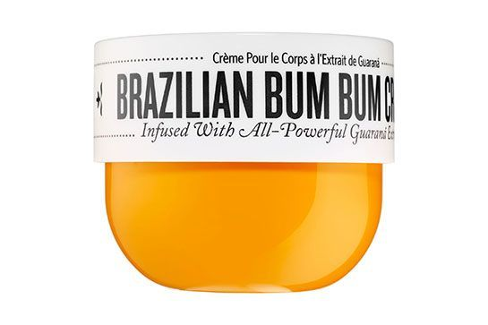 """The Latest & Greatest Beauty Buys From Sephora #refinery29  http://www.refinery29.com/new-sephora-products#slide-18  If we're going to be applying a lotion by the name of """"Bum Bum Cream,"""" we definitely want it to come from Brazil. Sol de Janeiro Bum Bum Cream, $45, available March 1 at Sephora. ..."""