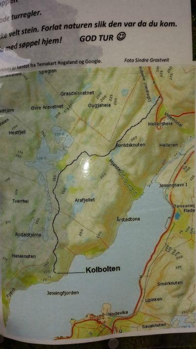 Kolbolten (Kjeragbolten light)