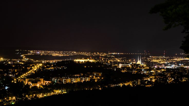 Nigth Brno