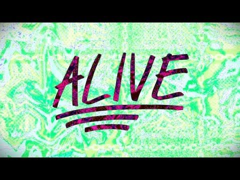 Alive (Lyric Video) - Hillsong Young & Free - YouTube. | This song simply energize me. No coffee needed! Hahah <3