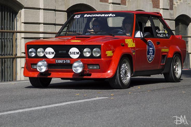 Fiat 131 Abarth (1978)