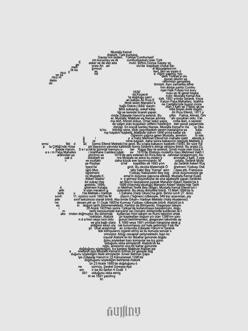 Ataturk. by smLLan on deviantART