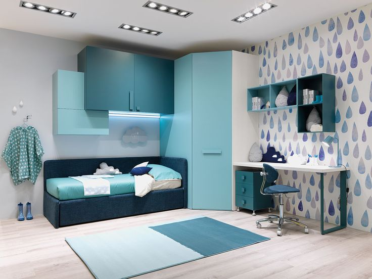 51 best camerette moretti compact images on pinterest child room compact and bedroom - Moretti camerette per ragazzi ...
