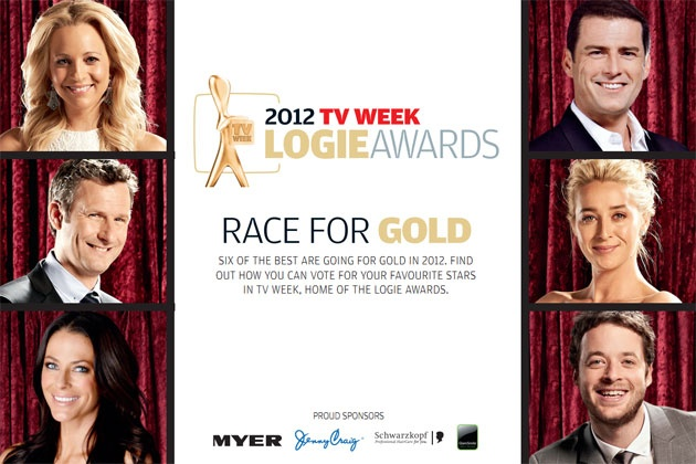 The Logie Awards are similar to a people's choice awards for Australian TV. An interesting way to find out about what audiences are watching and who. Many Logie winners have gone onto major success internationally. The Gold Logie is for most popular person on Australian TV.