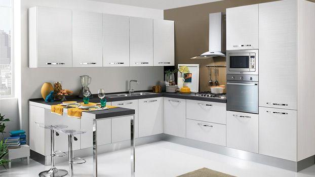 Una lista di 6 cucine componibili economiche con prezzi. Arredare la cucina di casa con uno stile moderno e con prezzi che vanno dai 600 ai 1300 euro.