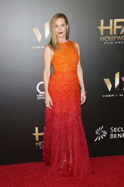 Actress Leslie Mann attends the 20th Annual Hollywood Film Awards on November 6, 2016 in Beverly Hills, California.