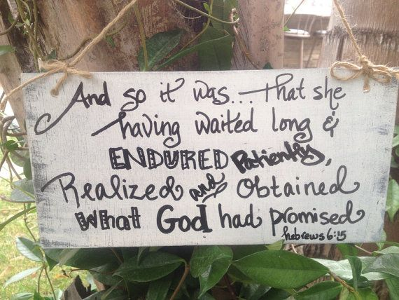 Wedding scripture sign wedding signage custom by SoCalWeddingGal, $14.99