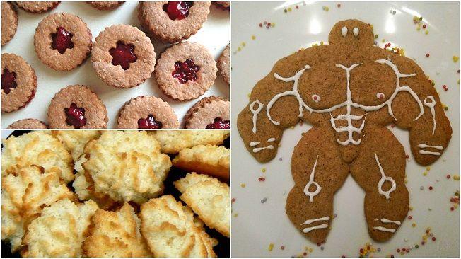 Rádi byste letos vyzkoušeli zdravější druhy cukroví? Pak je přímo pro Vás určen náš vánoční speciál! V prvním díle si připravíme několik