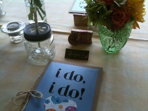 One Day Your Way - The wedding of Jo and David - Alphinton Bowls Club - eclectic vintage - 17