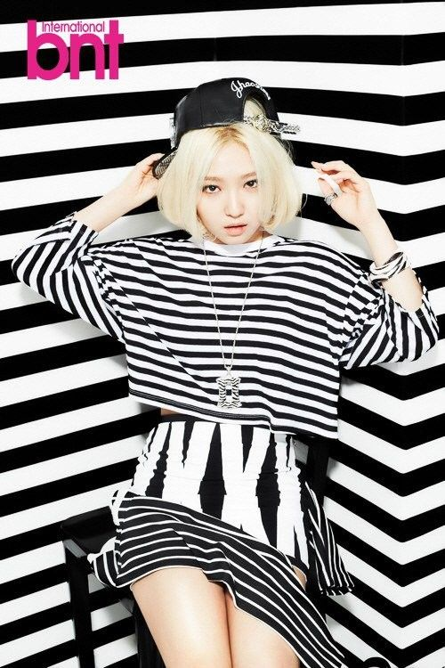 Check out Miss A's Min Pose for International bnt   Koogle TV