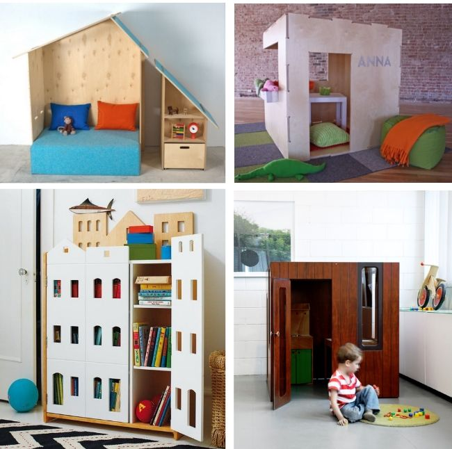 Indoor Play Houses
