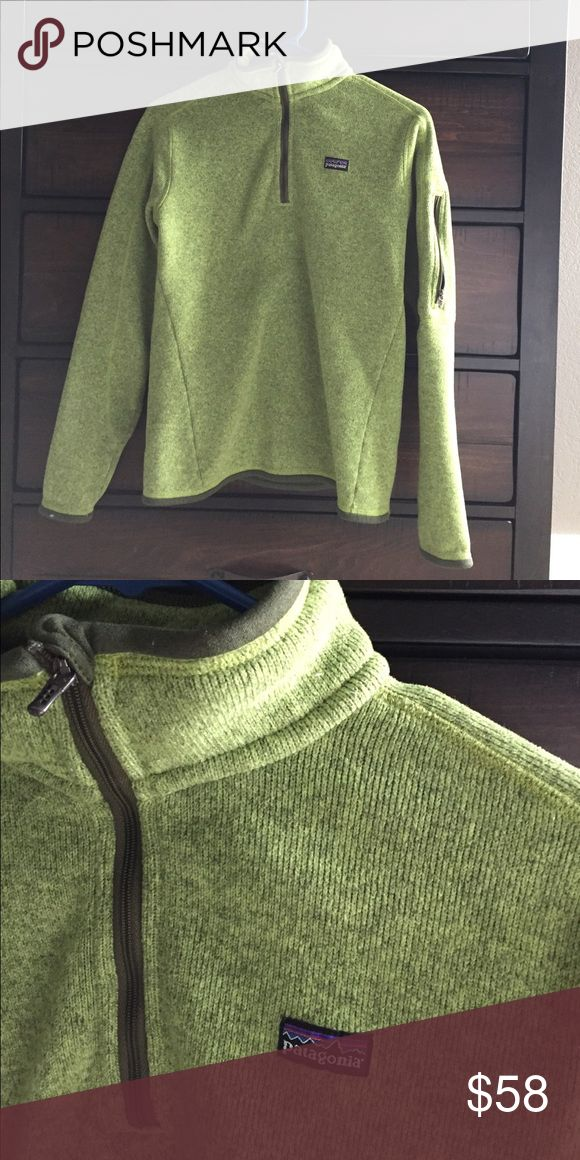 Patagonia better sweater Women's Patagonia better sweater medium Patagonia Jackets & Coats