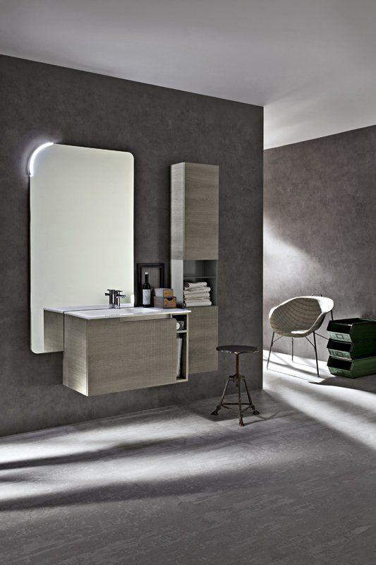 Oltre 25 fantastiche idee su bagni grigio chiaro su - Vernice per bagno ...