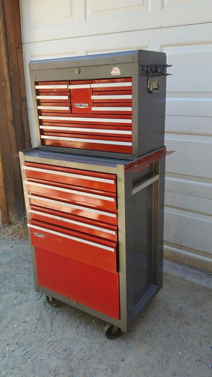 Craftsman Toolbox Honza S Projects Pinterest Toolbox