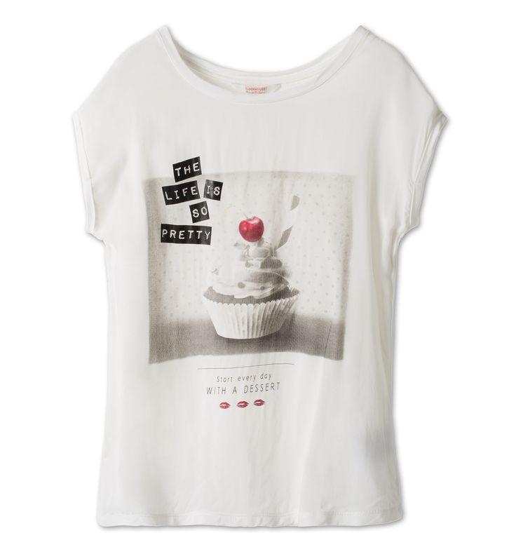 Sklep internetowy C&A | T-shirt, kolor:  biały 19,90zl