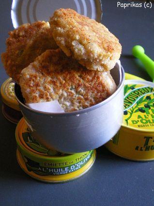 Bouchées croustillantes au thon : la recette facile