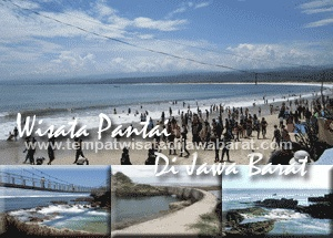 Daftar Tempat Wisata Pantai di Jawa Barat