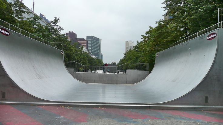 hype skatepark halfpipe stairs - Google Search