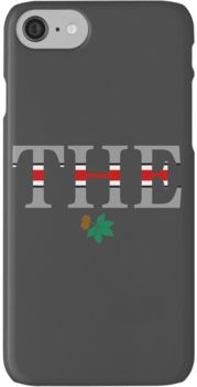THE Ohio State University Shirts, Stickers, More  iPhone 7 Cases