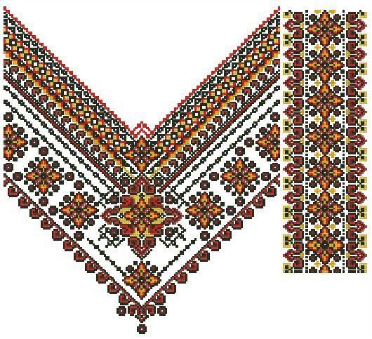 Gallery.ru / Фото #83 - сорочки вишиванки жіночі - Virusa