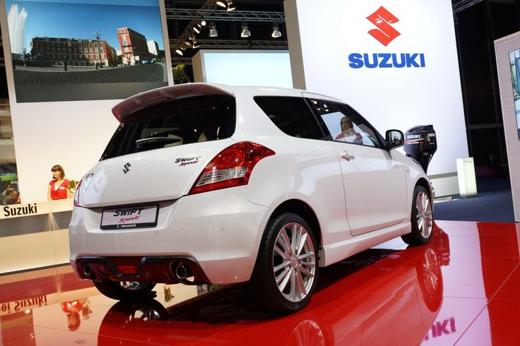 2015 suzuki swift sporty white #2015SuzukiSwiftSporty #Car #Autos #Review #Suzuki #car2015 #Swift #Sporty #White