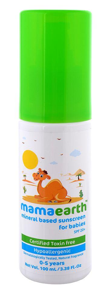 #babyskincare #Newborn #baby #skincare #sunscreen #babysunscreen Mineral based sunscreen for babies