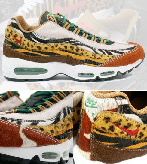 Nike Air max 95' safari! Prolly the best air maxes ever too date!