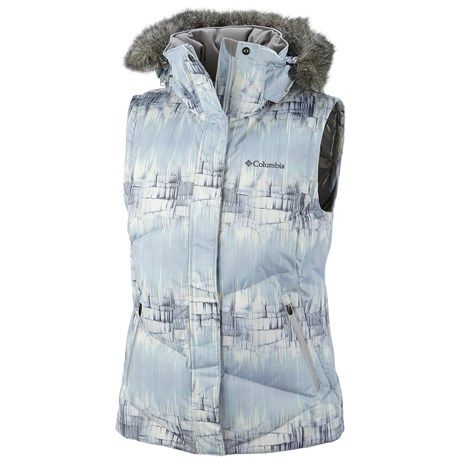 Columbia Sportswear Lay D Down Omni-Heat� Vest