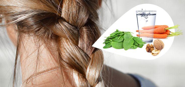 8 Lebensmittel für schöne Haut, Haare und Nägel